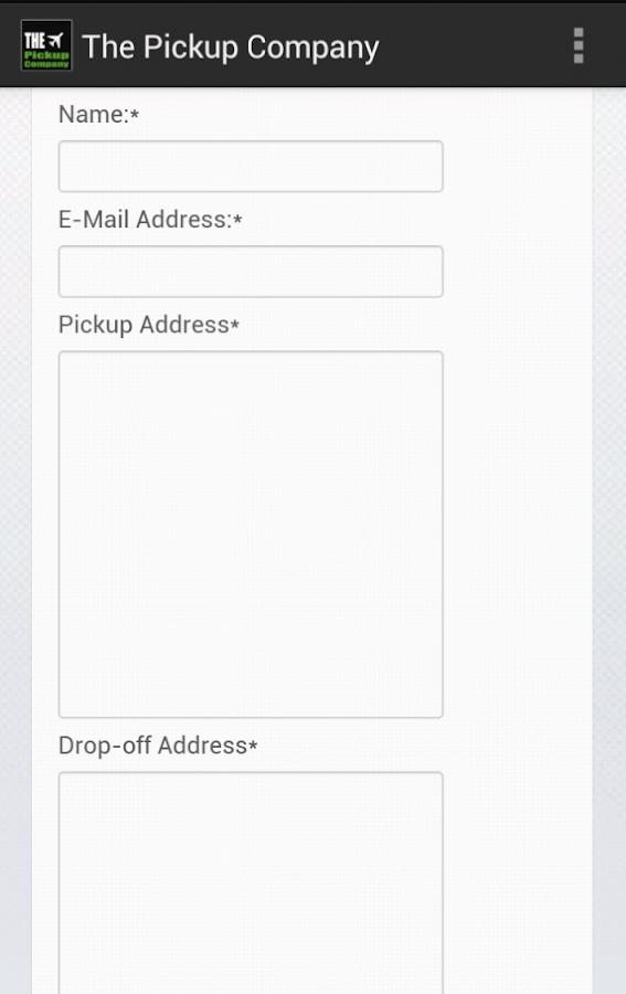 The Pickup Company - screenshot