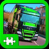 Puzzles: Trucks