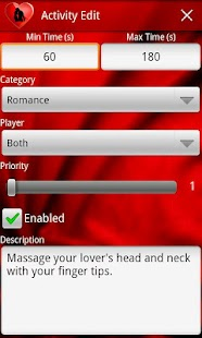 Couple Foreplay Sex Game - screenshot thumbnail