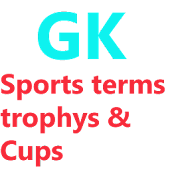 SportsTerms and TrophysCups