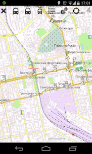 Yekaterinburg Public Transport- screenshot thumbnail