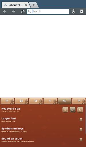 無料娱乐Appのキーボードプラスジンジャーブレッド|記事Game