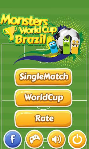 怪獸世界盃 - 巴西大賽
