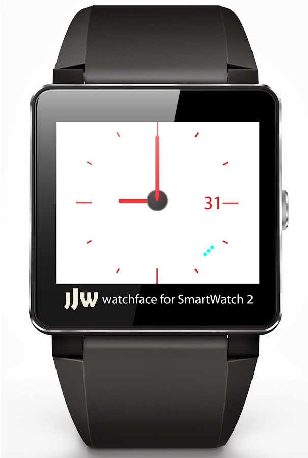 Speedo Clock2 for SmartWatch 2- screenshot