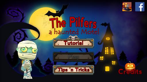 Pilfers:A Haunted motel [FULL]