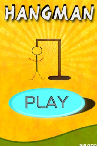 Classic Hangman Game Free