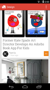 Google Play Newsstand - screenshot thumbnail
