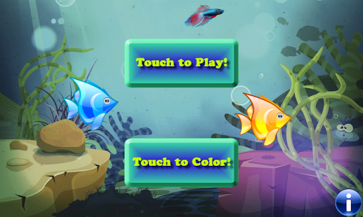 Fishes for toddlers FREE- screenshot thumbnail