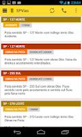 Screenshot of Trânsito SP