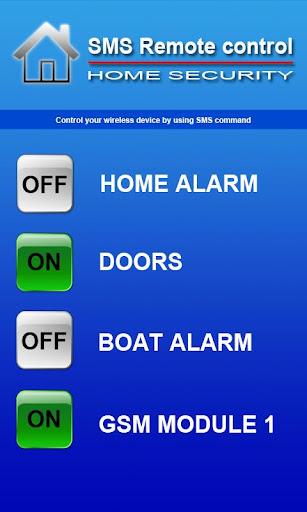 SMS Remote control - LITE