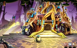 Screenshot of City Of Secrets Xperia Edition