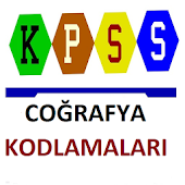 KPSS Coğrafya Kodlamaları