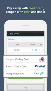 Global Call : Free $0.5, Topup - screenshot thumbnail