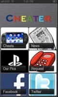 Screenshot of PS Vita Cheater