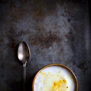 Turmeric Chai Latte.