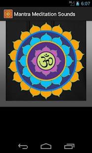 Meditation Zen screenshot