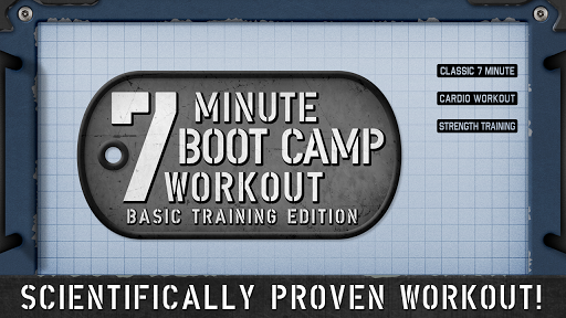 7 Minute Workout - Bootcamp Ed