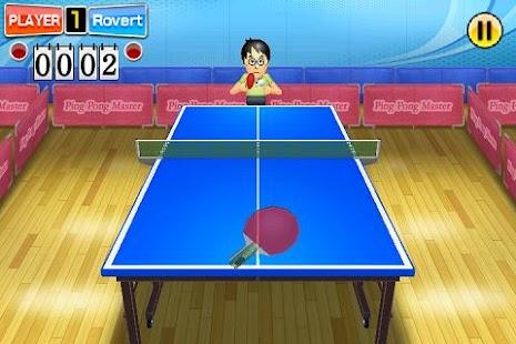 3D Ping Pong Master - screenshot thumbnail