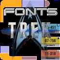 Star Trek GO Fonts