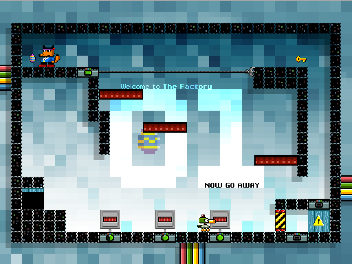 Foxtrot! - screenshot