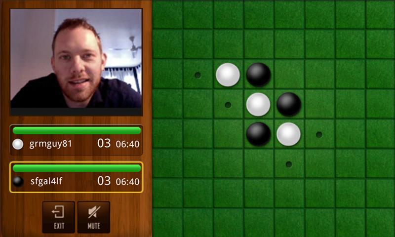 Reversi Challenge - screenshot
