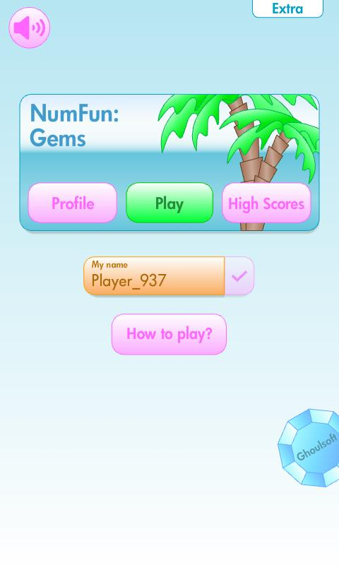 NumFun - Math Gems- screenshot
