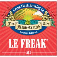 Logo of Green Flash Le Freak