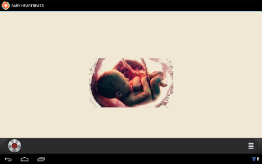 Baby Heartbeats Lite Screenshot
