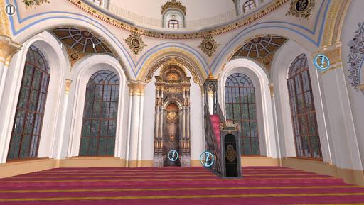 Aziziye Camii Sanal Gezi