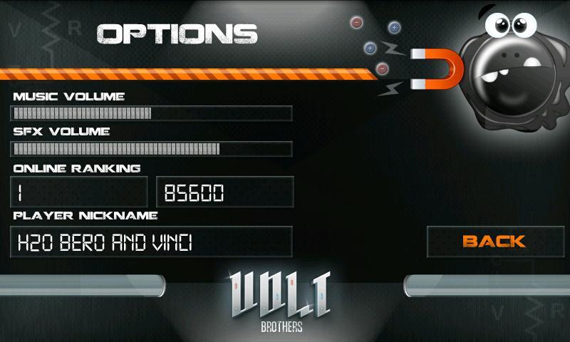 Volt Brothers- screenshot