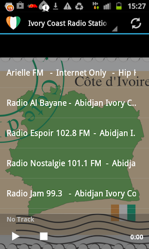 Ivory Coast Radio Stations