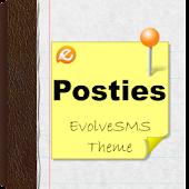 Posties EvolveSMS Theme