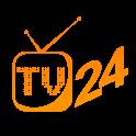 TV24 (xem TV không cần Flash) icon