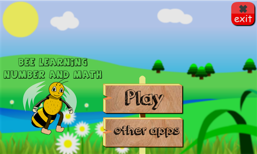 Bee Learning Number And Math 1.0.3 screenshots 2