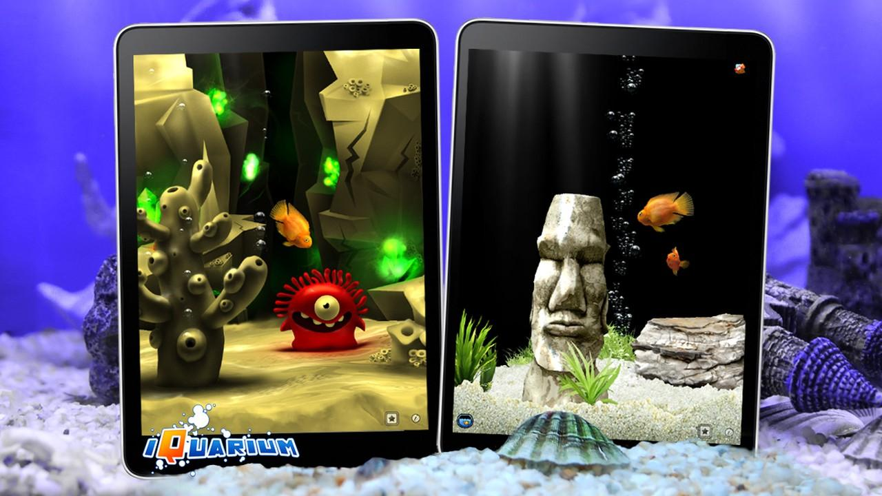iQuarium - virtual fish - screenshot