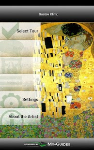 My-Guide to Gustav Klimt- screenshot thumbnail