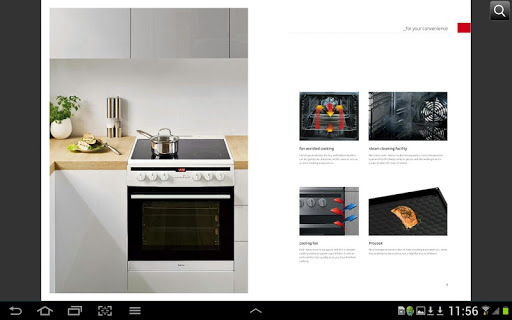 Amica Kitchen Appliances