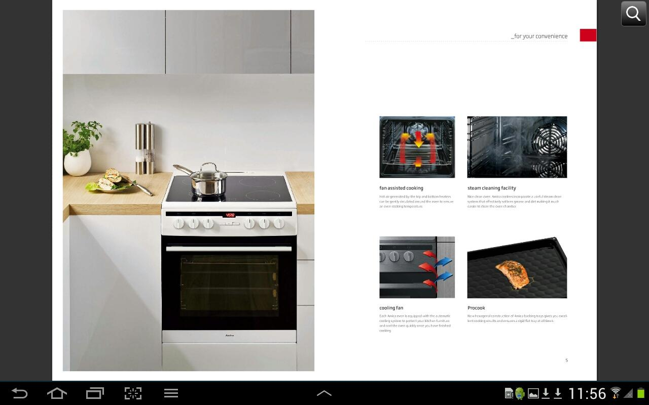 Amica kitchen appliances android apps on google play for 0 kitchen appliances