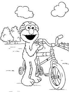 Coloring Kids For Sesameのおすすめ画像1