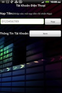 QuanLyTaiKhoanDienThoai - screenshot thumbnail