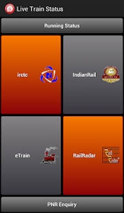 Live Train Status - screenshot thumbnail