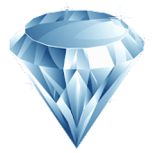 I'm Rich!! (Blue Diamond)