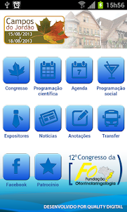 Congresso FORL- screenshot thumbnail