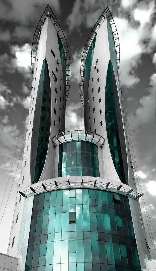 High Blue by Nabeel Madarati - Buildings & Architecture Office Buildings & Hotels