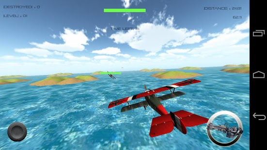 3D Jet Fighter : Dogfight- screenshot thumbnail