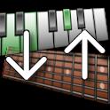 GuitarPianoConverterDKBDAdFree logo