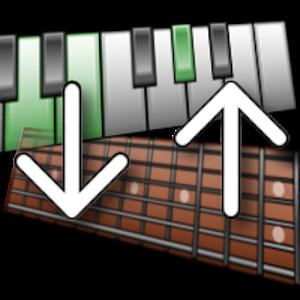 GuitarPianoConverterDKBDAdFree 書籍 App LOGO-APP試玩
