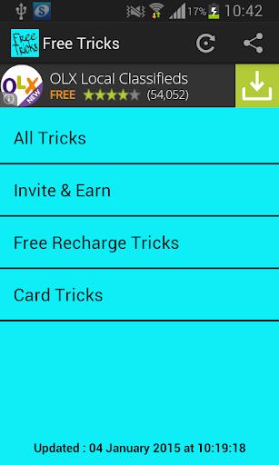 Free Tricks