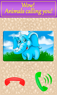 Kids baby phone with animals- screenshot thumbnail
