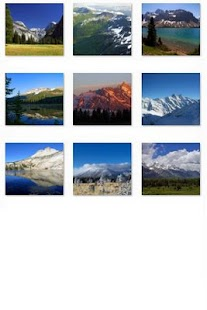 Mountains Collection- screenshot thumbnail